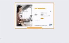SAP Business ByDesign demo: project management