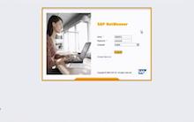 SAP Business ByDesign demo: project management
